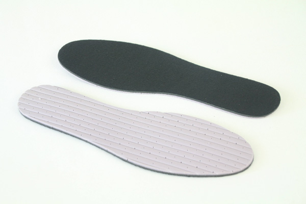 Custom Stripe Latex Fashionable Insole Inner Sole for Boots
