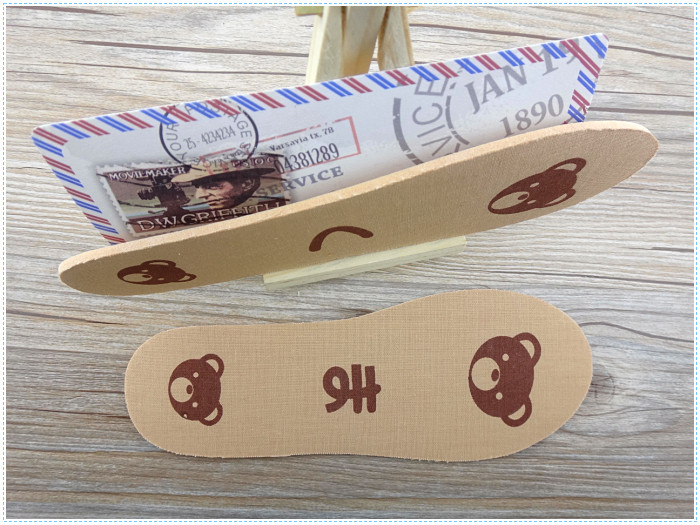 Custom Cartoon Beer Children Insole