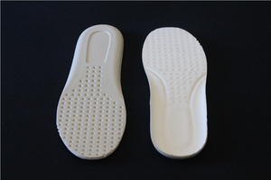 Custom Felt Comfortable in Winter Round Hole EVA Insole