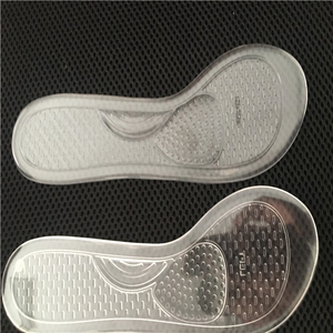 Custom Insole Warm PU Transparent Insoles