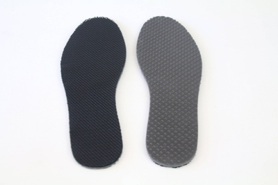 Custom Stripe Latex Suitable Insole Mesh Insole