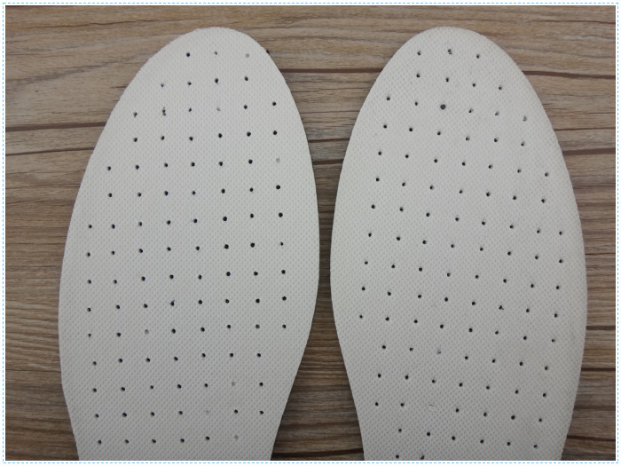 Cotton Latex Foam Insole Shock Absorbtion Kids Inner Soles