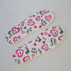 Colorful Heart Custom Children's Orthotic Insoles Uk