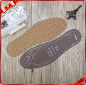 Breathable Artificial Leather Arch Support Inserts