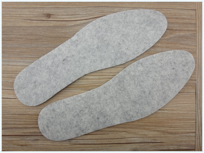 New Designed Winter Warm Insoles Soft Latex Insole Women's