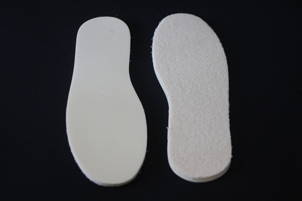Comfortable 3 Layers Latex Insole Foam Insole for Shoe