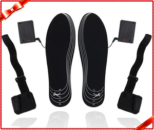 High Quality Rechargeable Heated Insoles for Boots