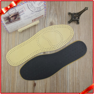 Custom Insole Comfortable Full Length Thin Leather Insole