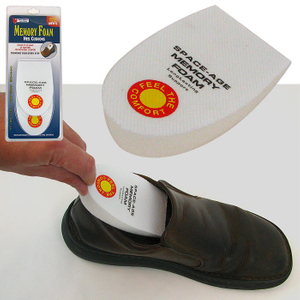 Healthy Memory Foam Pads for Shoes
