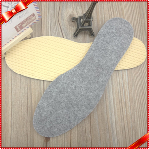 Comfortable Thermal Insoles for Shoes Warm Insole for Winter