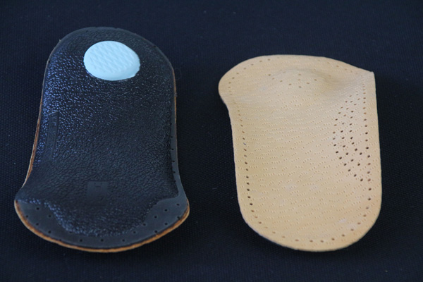 Leather Shoe Insole Replacement Painful Heel Pads