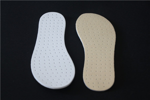 Comfortable Latex Towelling Insoles Mens Leather Insoles