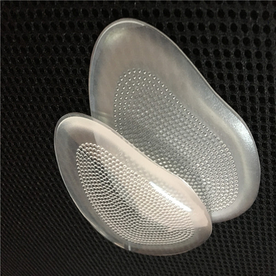 Foot Care Soft Silicone Heel Pads
